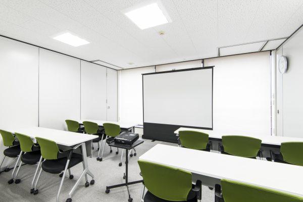 会議室Bプロジェクター設置イメージ