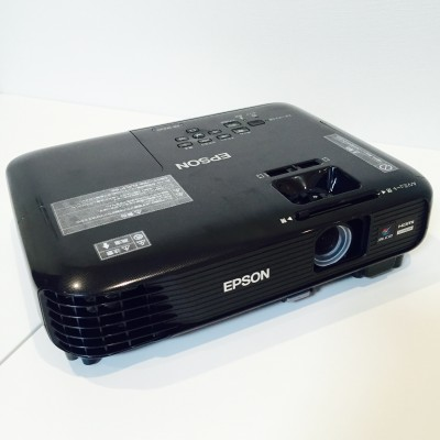 EPSON プロジェクター EB-W420 3000lm WXGA