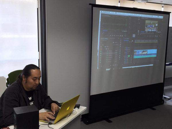 プロに教わる動画編集講座